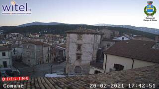 Webcam Comune CDG
