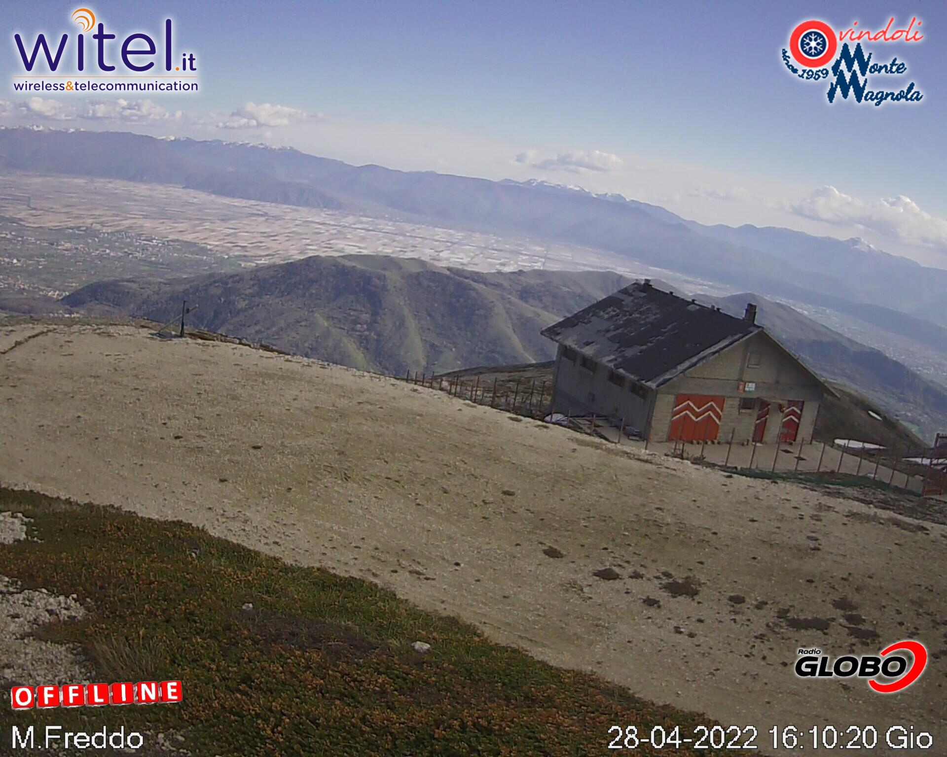 Webcam Neve Ovindoli