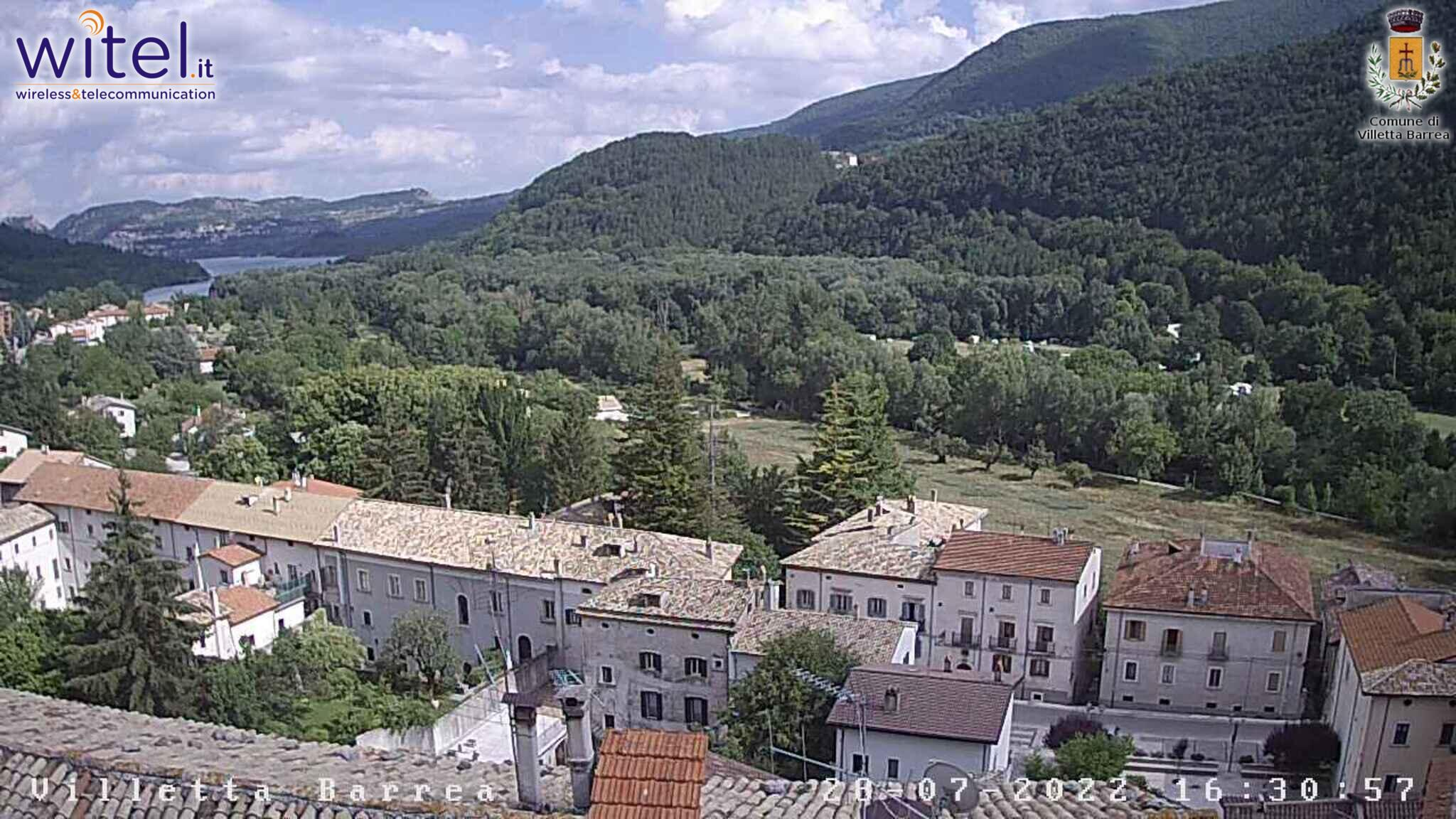 Webcam Villetta Barrea